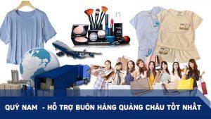 Buôn hàng Quảng Châu
