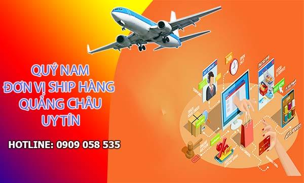 Công ty ship hàng Quảng Châu