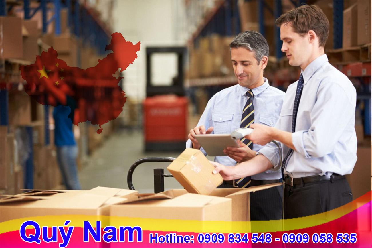 Hàng hóa sẽ được kiểm tra và đóng gói kỹ lưỡng trước khi vận chuyển