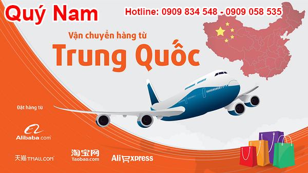 Gửi hàng đi Trung Quốc hiện nay rất dễ dàng và thuận lợi