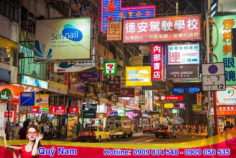 Đi đánh hàng trực tiếp tại Trung Quốc