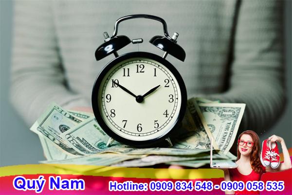 Tiết kiệm thời gian và chi phí khi sử dụng dịch vụ order hàng hộ