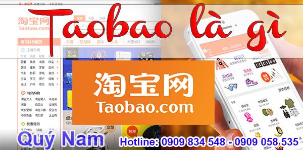 Taobao là gì? Hàng Taobao là gì? Hàng Taobao có tốt không?