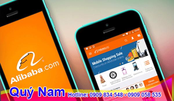 Mua nhập hàng đơn giản với App Alibaba Việt Nam