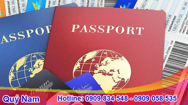 Kinh nghiệm là bạn hãy chuẩn bị đầy đủ giấy tờ như hộ chiếu, visa