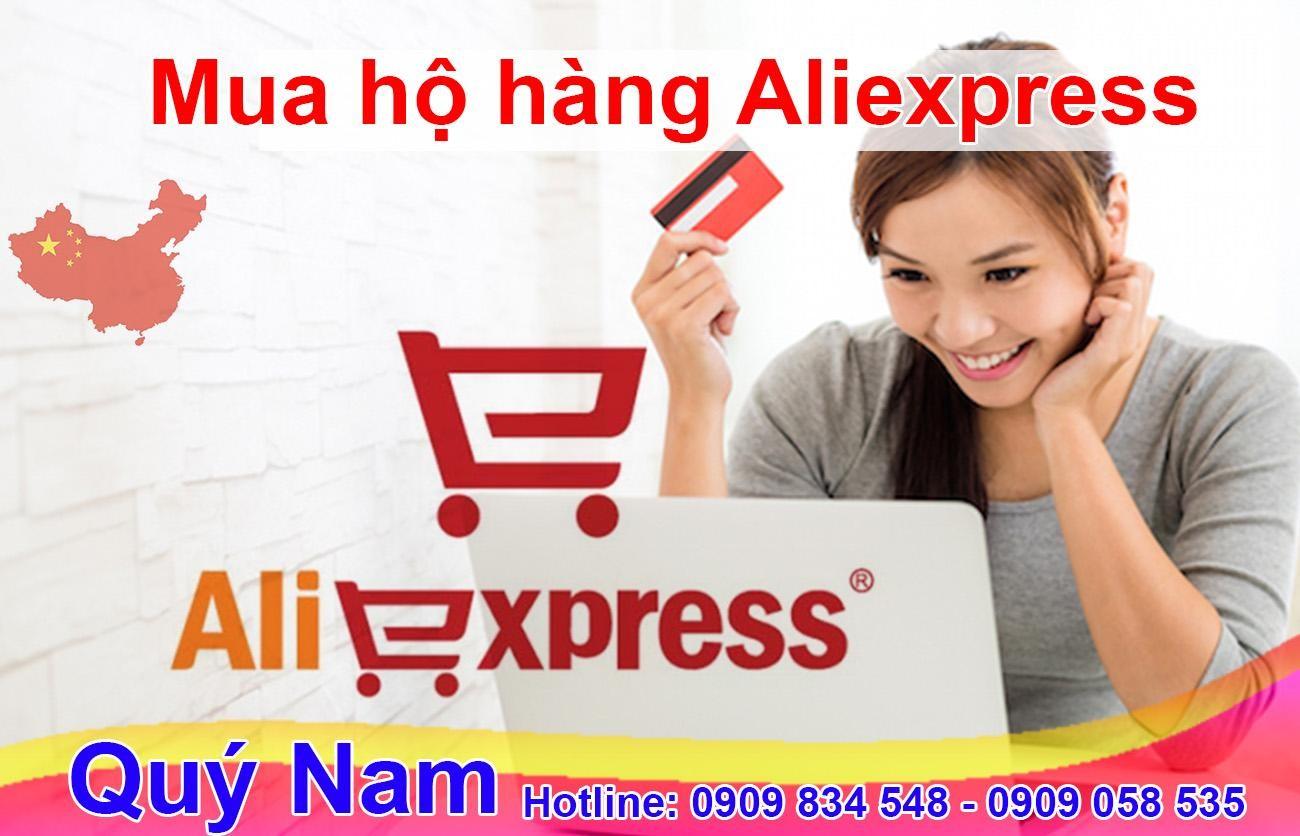 Mua hộ hàng Aliexpress