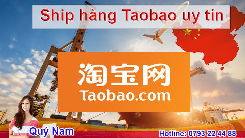 Quý Nam nhận ship hàng Taobao giá rẻ, đảm bảo chất lượng