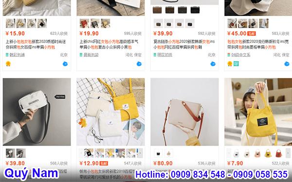 Mua hàng Trung Quốc giá sỉ online hiện đang rất được ưa chuộng