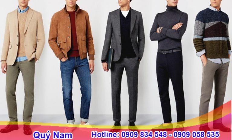 Kinh doanh quần áo nam Quảng Châu đem lại lợi nhuận cao nếu biết cách tìm nguồn nhập hàng