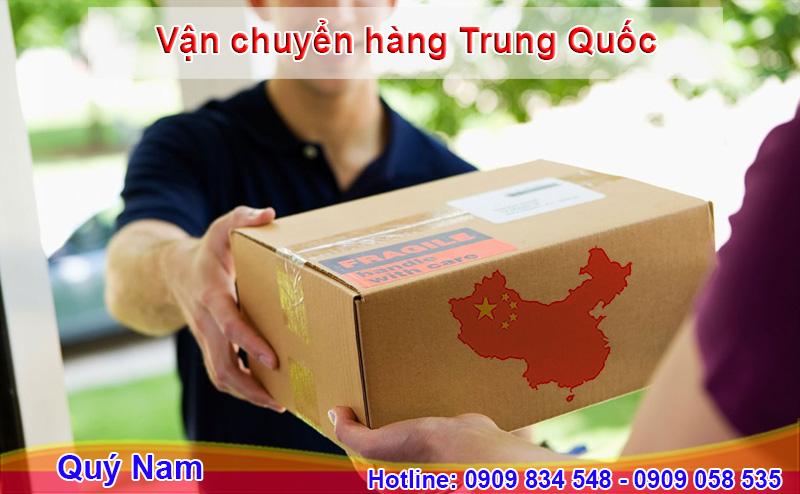 Dịch vụ vận chuyển hàng Trung Quốc về Hà Nội được cấp bởi đơn vị bên thứ ba